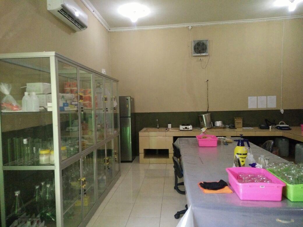 Laboratorium kultur jaringan di PP Mojokerto