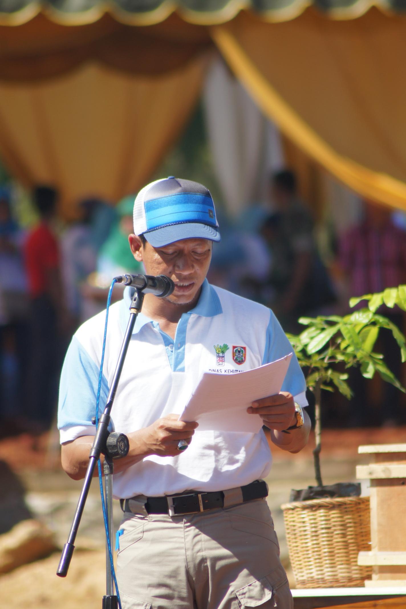 Laporan Kepala Dinas Provinsi Kalimantan Selatan