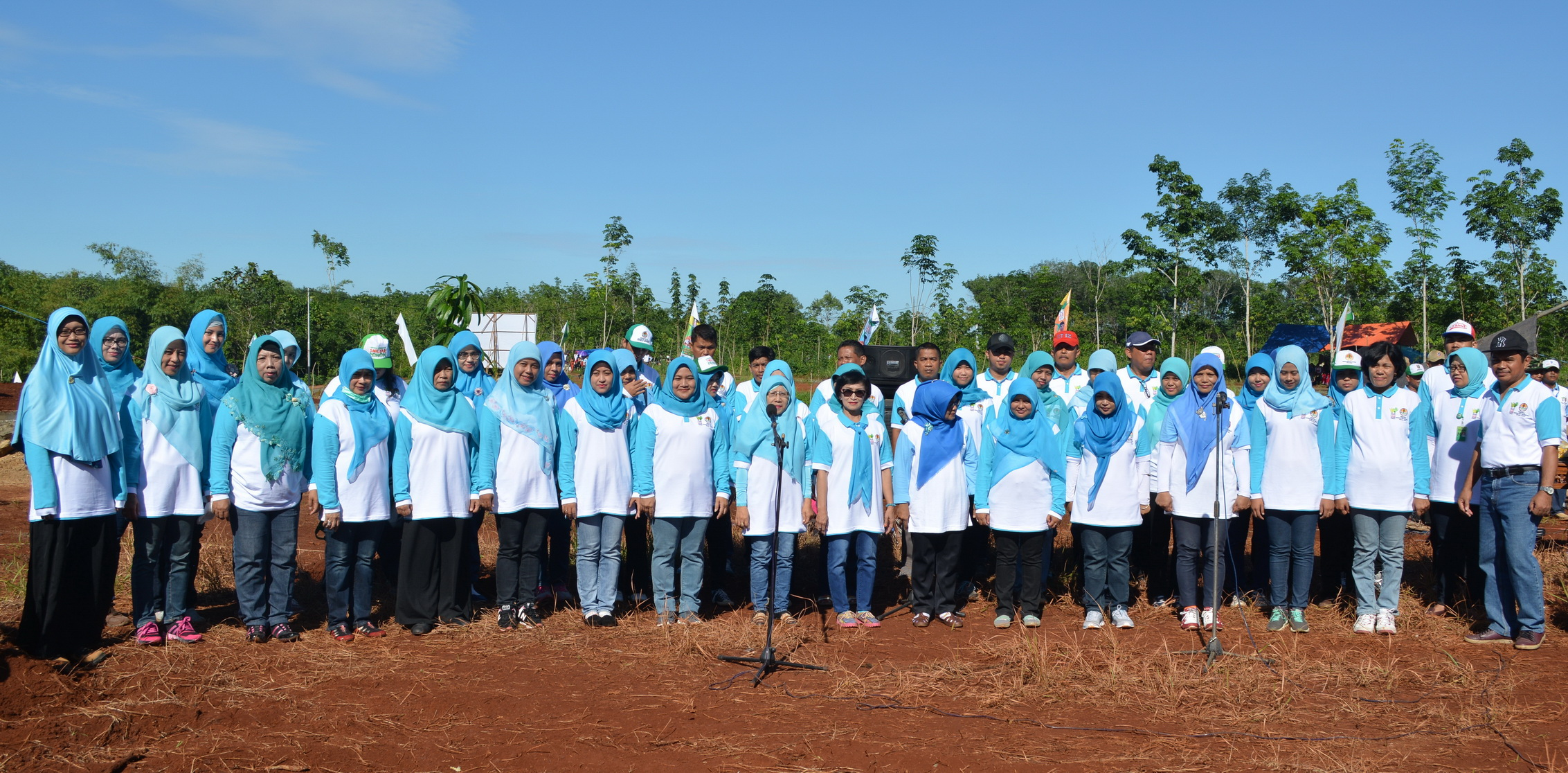 Paduan Suara Lingkup Kementerian Lingkungan Hidup dan Kehutanan di Provinsi Kalimantan Selatan